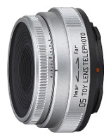 Pentax Q 18mm f/8 Toy Lens Telephoto