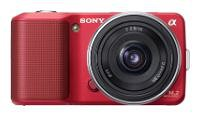 Sony Alpha NEX-3 Kit